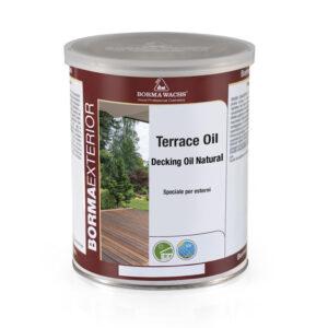 olej zewnętrzny